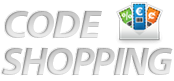 Code Shopping Logo